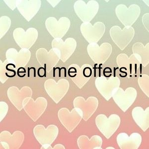 Other - Send offers, any amount!!
